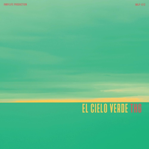 【ラスト1/CD】THG - El Cielo Verde