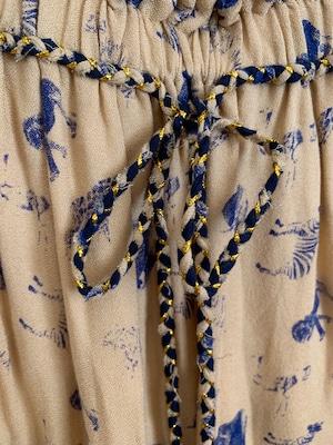 Ema Tesse Jazz Skirt Safari Yellow size1