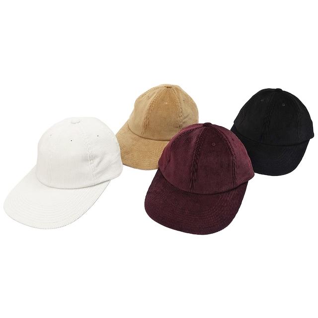 【Riprap】SEMI LONG BRIM CAP / Corduroy