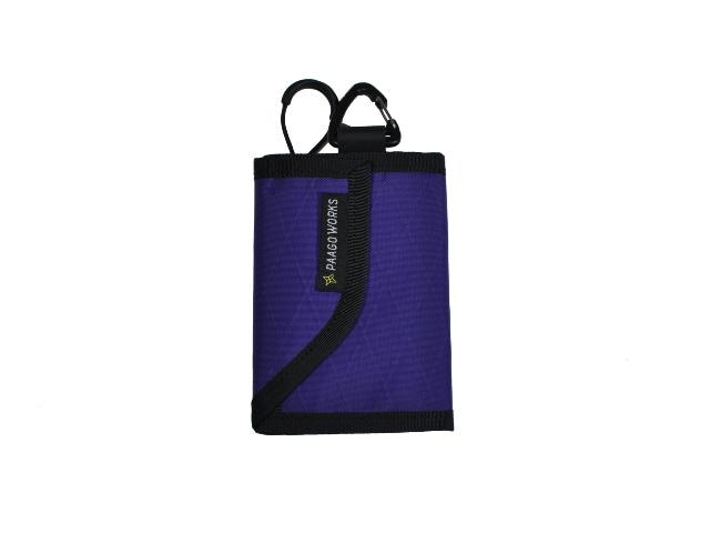 【paagoworks】 Trail Bank M PUR(Purple)