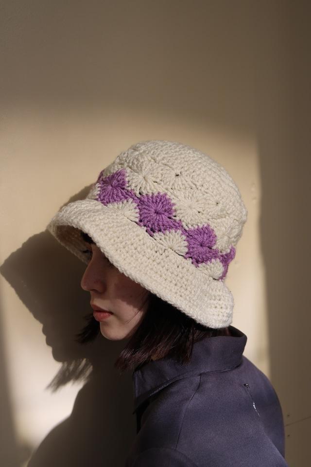 crochet hat / 6SSGD21-26