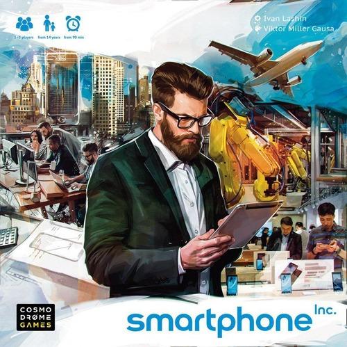 Smartphone.inc 2nd / スマートフォン株式会社 第2版[※和訳ルールはPDFで提供]