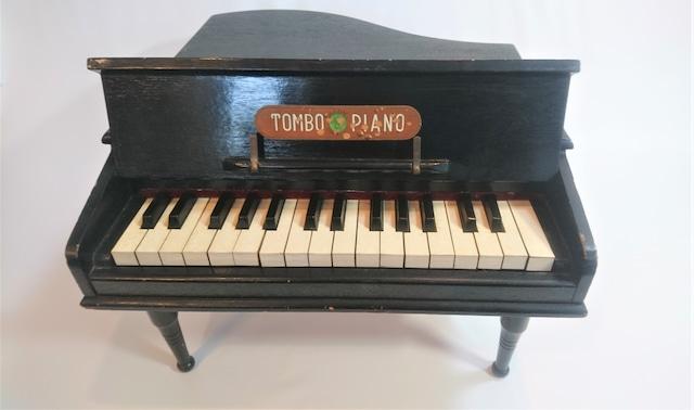 [vintage]tomboトイピアノ30鍵盤②