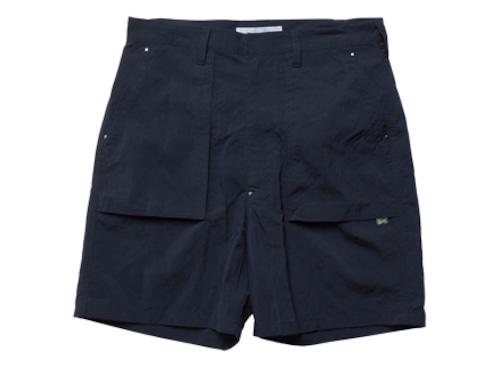 Danner×Chah Chah ADVENTURE Shorts - BLACK