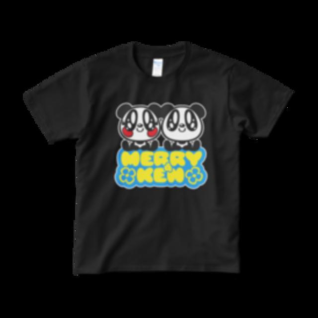 Merry Ken and Flowers/スーパーラヴァーズTシャツ