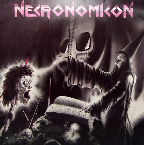 """NECRONOMICON """"Apocalyptic Nightmare"""" (輸入盤)"""