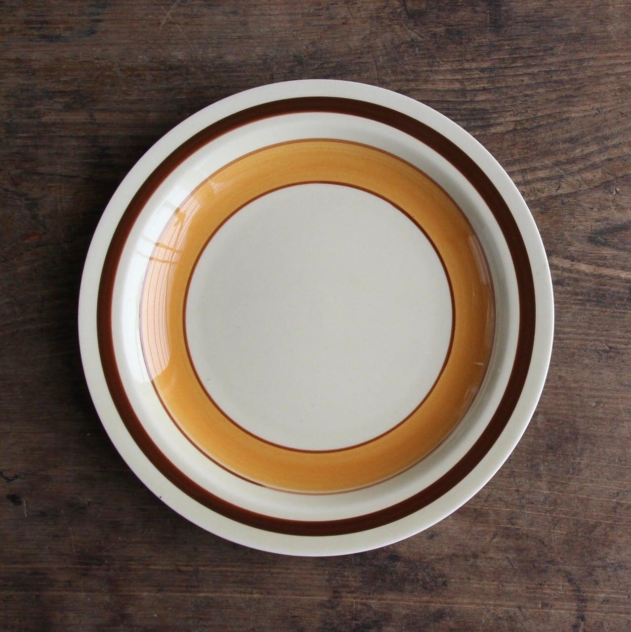 TSUJIMOTO TOKI レトロな小皿 在庫5枚
