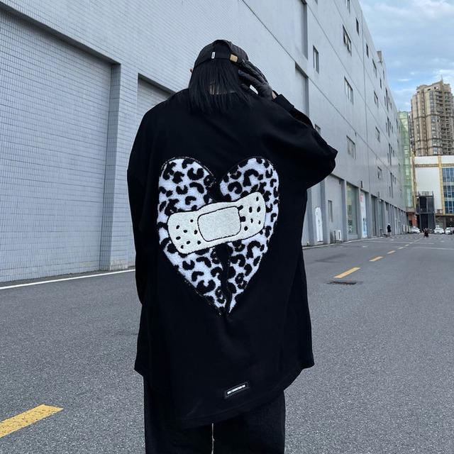 【トップス】合わせやすいファッションルーズパーカー52176501