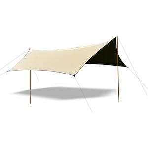 六角形タープ4000 A924-3