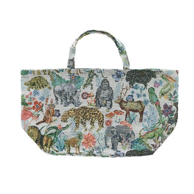 Nathalie Lete Market Bag Jungle
