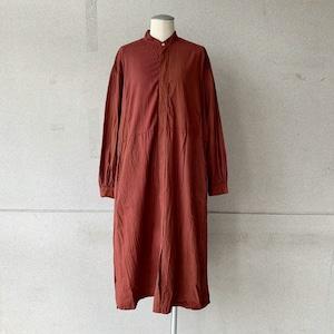 【COSMIC WONDER】Farmer shirt dress/17242-3