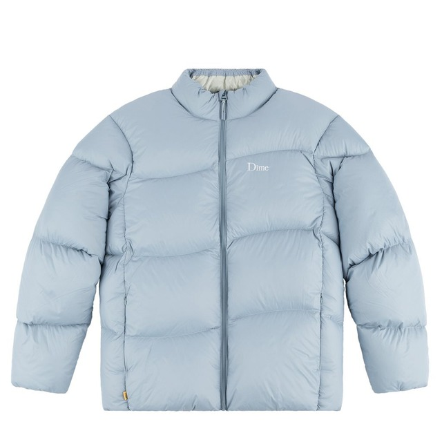 DIME MIDWEIGHT WAVE PUFFER GRAY SKY