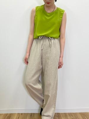 Vintage Linen Easy Pants