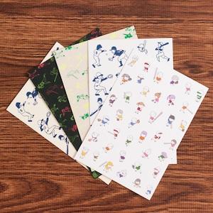 ポストカード5種類おまかせセット