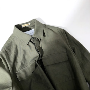 Army Shirts Jaket/OLIVE