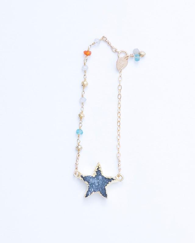 Druzy Star / Multi