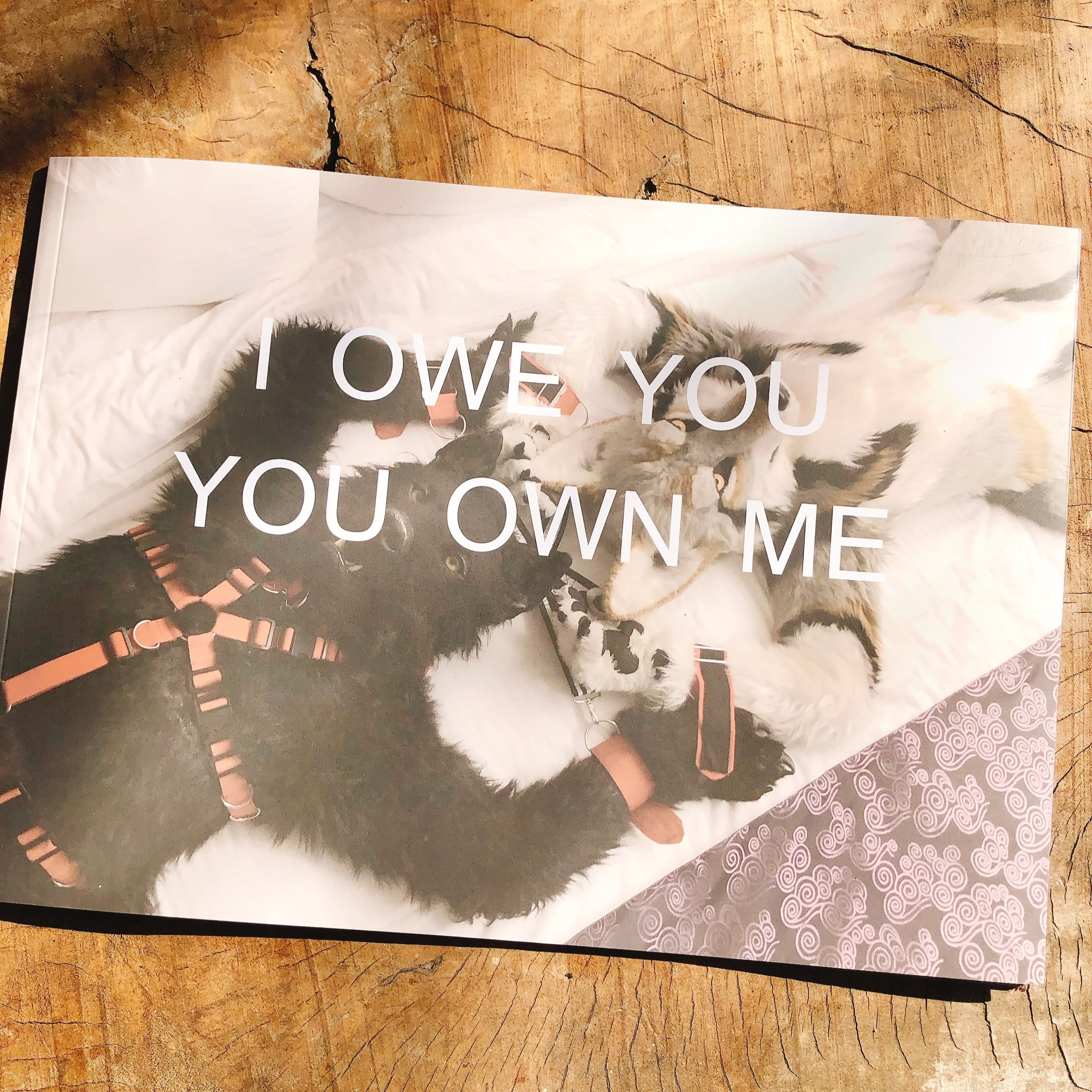 (A4版) I OWE YOU / YOU OWN ME