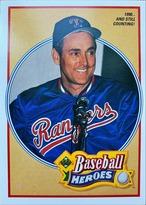 MLBカード 91UPPERDECK Baseball Hero Nolan Ryan #17of18
