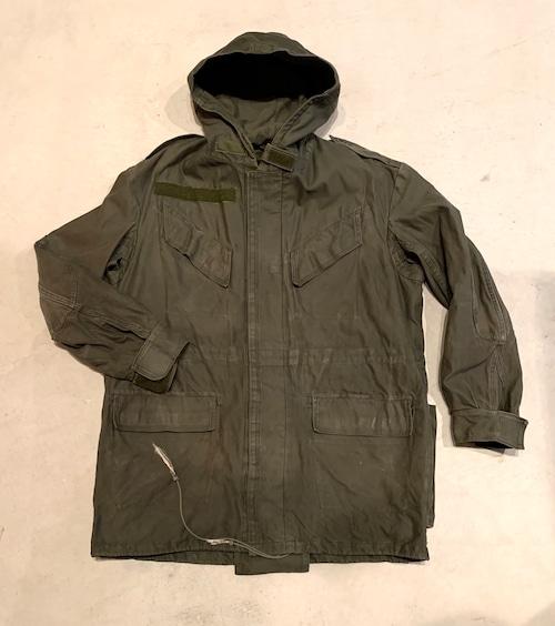 Belgian Military Hoodie Jacket