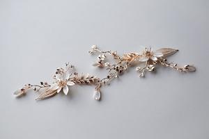 ブライダルヘッドドレス[HA-116]