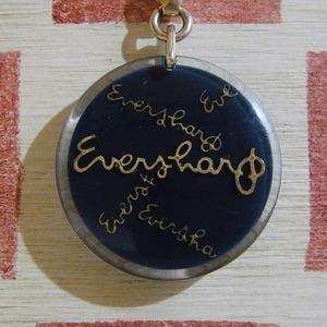 アメリカ Eversharp[エバーシャープ]シャープペンシルメーカー企業広告 ブルボンキーホルダー