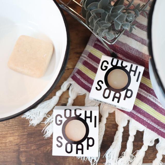 洗顔 GOCHI SOAP