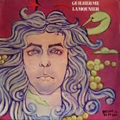 【残りわずか/LP】GUILHERME LAMOUNIER - GUILHERME LAMOUNIER -LP-