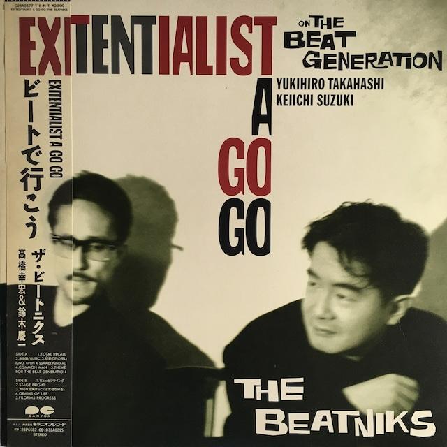 【LP・国内盤】ザ・ビートニクス / Exitentialist A Go Go ビートで行こう