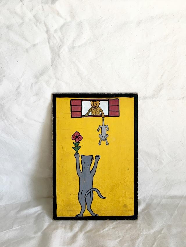 Moroccan Art-Animals