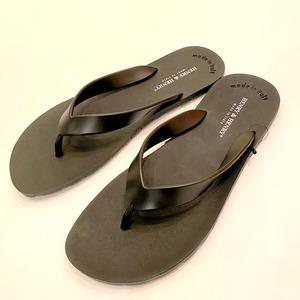 Flipper Bicolore Black / Black
