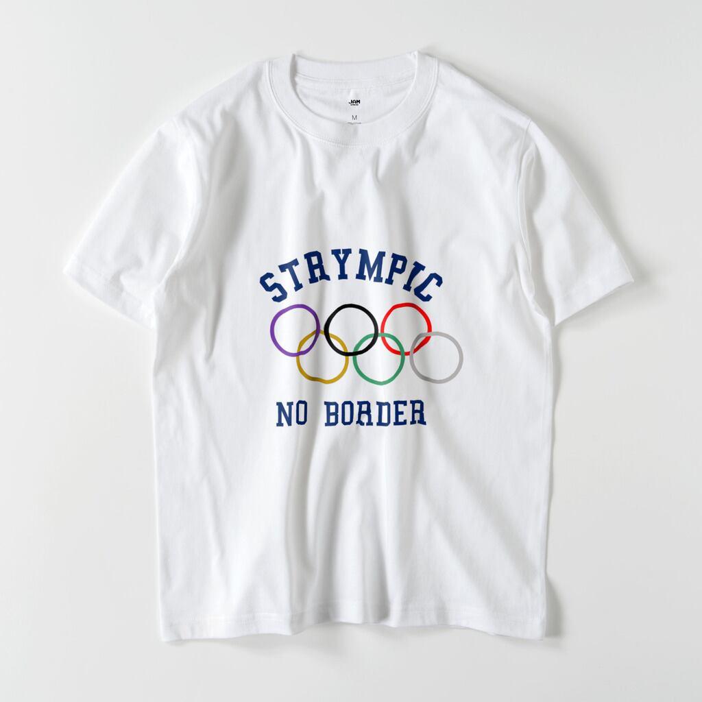 STRYMPIC T (WHITE)