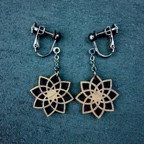 geometric earring EKL-WT