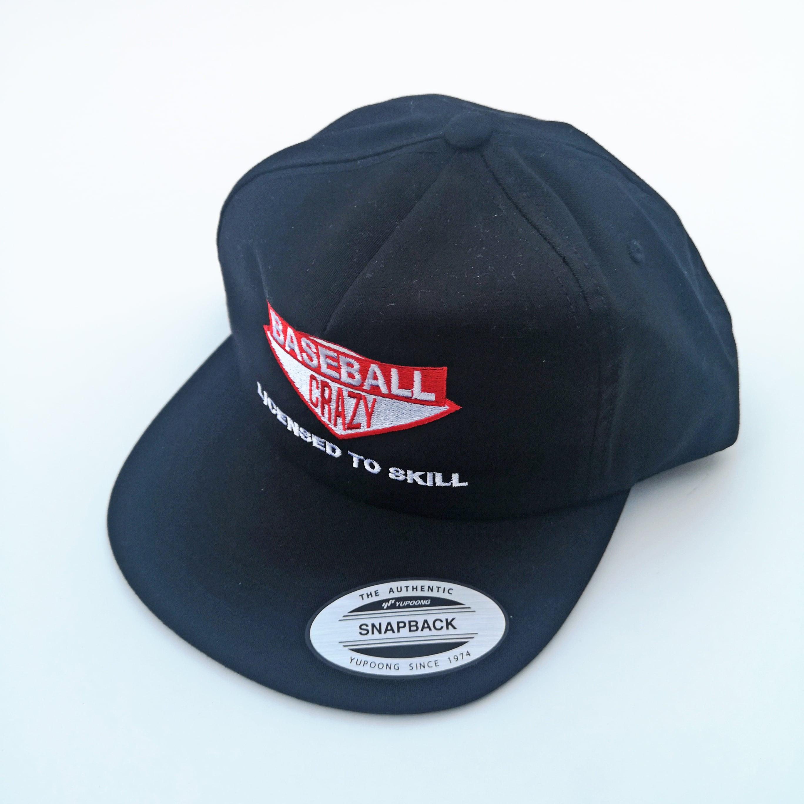 BASEBALL CRAZY CAP 2nd Ver.