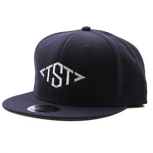 TST SNAPBACK CAP #BLACK