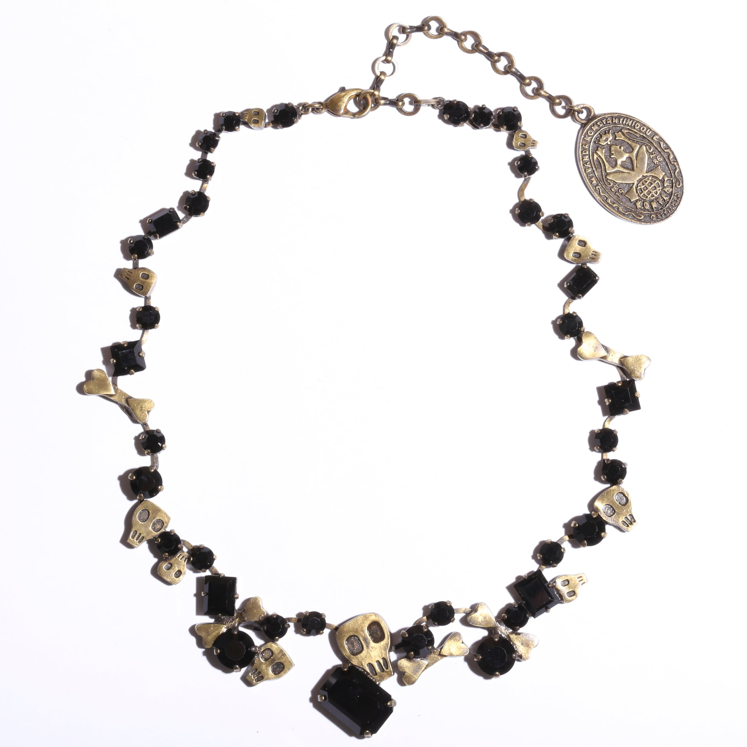 gothic-the dark side necklace ネックレス