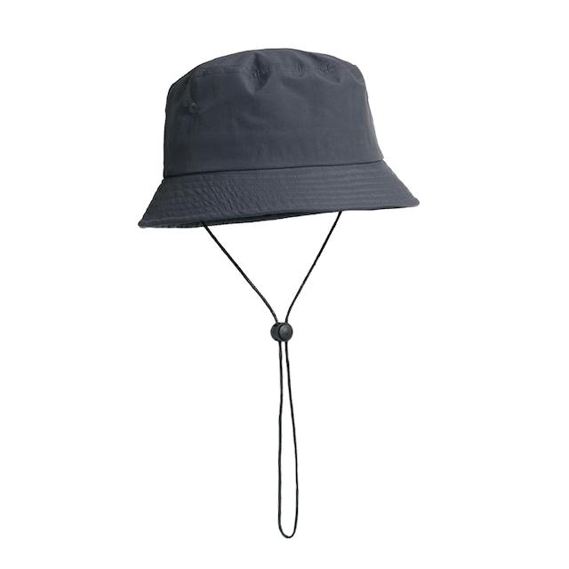 紐付きバケットハット(サファリハット)| ハット サファリ  バケハ 帽子 アウトドア