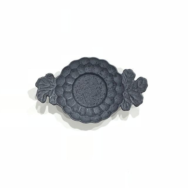 ショウ  菊葉型小皿