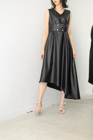 ROOM211 / Belt Dress (black)
