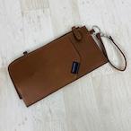 WalkWith2 ミルクチョコ【OSOBA 3way wallet】