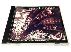 [USED] Neutronic - The Mutation Engine (2001) [CD]