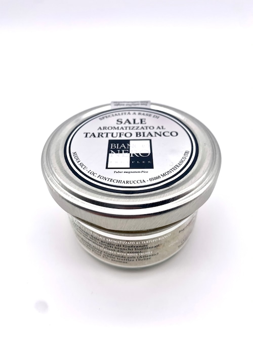 BIANCOeNERO WHITE TRUFFLE SALT