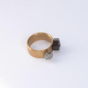 Small Factory Ring TAZOE(タゾエ) STANDARD SET Ring (2) 二つ穴