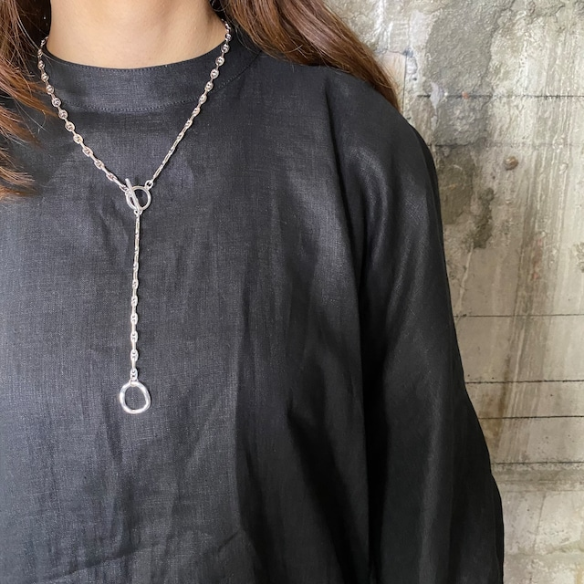 Nothing And Others【ナッシングアンドアザーズ】Design Chain Necklace .