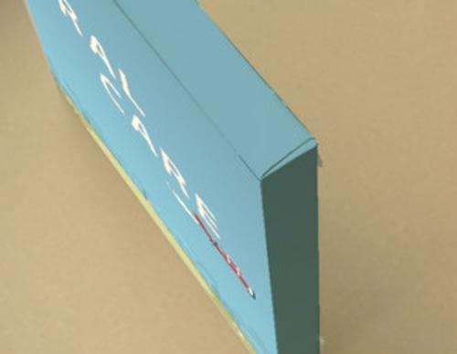 ORAL CARE キャンバスプリント(B3サイズ・木製パネル貼り)