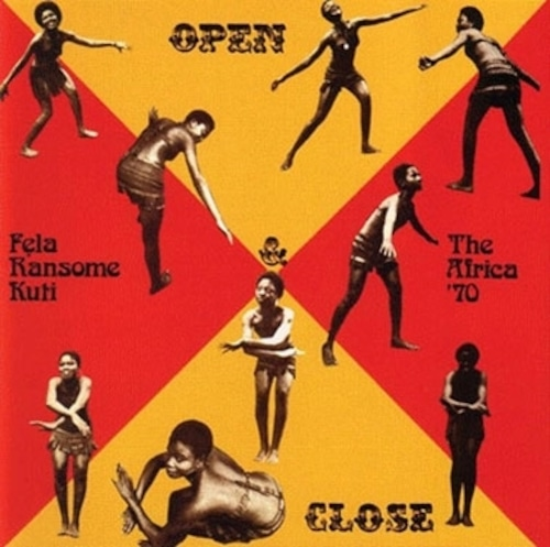 【ラスト1/LP】FELA KUTI - OPEN & CLOSE -LP-