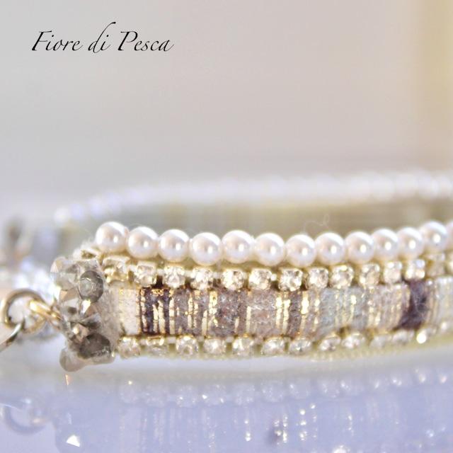 Beatrice Bracelet silver
