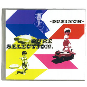 """""""Dubinch / Pure Selection"""" MIX CD"""