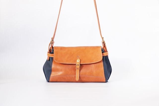 NC-021 / 2way Flap Shoulder Bag