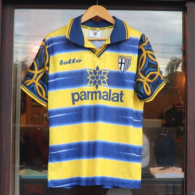 リメイクサッカーシャツ / PARMA | SINE METU - シネメトゥ
