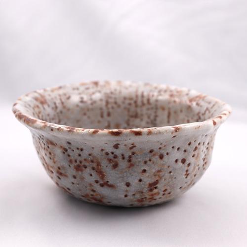 鼠志野 器  Nezumishino Bowl